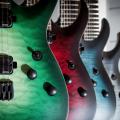Harley Benton Amarok, la nueva colección de guitarras metaleras viene con pastillas EMG
