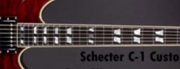 Review Schecter C-1 Custom.