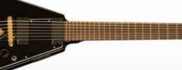 Gibson presenta una Flying V con 7 cuerdas