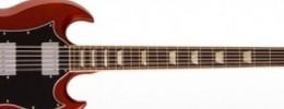 Gibson SG 50 aniversario de 12 cuerdas