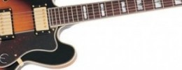 Review Epiphone Sheraton II