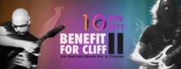 A Benefit for Cliff II en directo