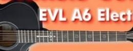 Análisis de electroacústica Cort EVL A6