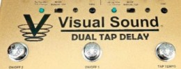 Nuevo Dual Tap Delay de Visual Sound