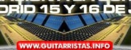 Curso intensivo de iniciacion a la guitarra, Madrid 15 y 16 de Junio