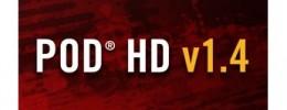 Actualización gratuita para POD HD, POD HD PRO y POD HD500