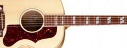 Nueva Gibson J-185 Quilt Custom 60 aniversario