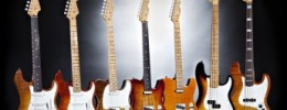 Nueva Select Series de Fender