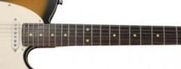 Nuevas Eastsider y Senseri RA de Reverend Guitars