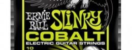 Nuevas Ernie Ball Cobalt Slinky