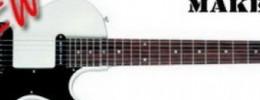 Análisis de Gibson Melody Maker con forma Les Paul