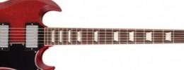 Gibson reedita la SG '61