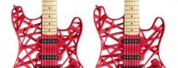 Crean la primera guitarra impresa en 3D