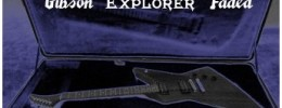 Review Gibson Explorer Faded WB