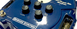 Review de Liquid Blues y Solid Metal  de Damage Control