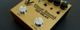 Visual Sound lanza el V3 Tap Delay