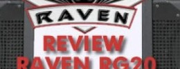 Review Amplificador: Raven RG20