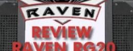 Review Amplificador: Raven RG20