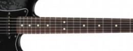 Nueva Fender Black Paisley Strato HSS