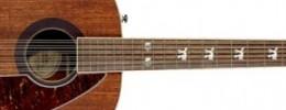 Nuevas Fender acústicas este verano