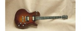 John Marshall Custom Guitars presenta The chief