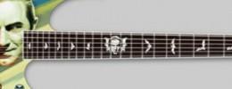 ESP hará guitarras con acabados de películas de terror
