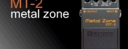 Review Boss My-2 Metal Zone