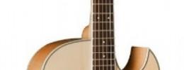 Nueva electroacústica Washburn EA40SCE