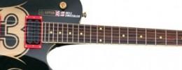 Schecter y Lotus Racing se unen en una guitarra de edición limitada
