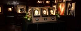 Exposición benéfica Art of Hard Rock en Madrid