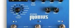 Strymon anuncia el nuevo Mobius