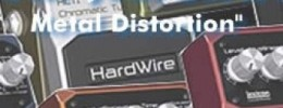 "Review Digitech Hardwire TL-2 ""Metal Distortion"""