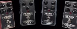 Nuevos pedales de Mesa Boogie