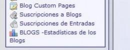 Personalizar los Blogs -NUEVA OPCIÓN