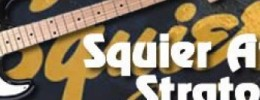 Review: Squier Affinity Stratocaster.