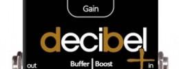 Wampler presenta el Decibel+ Boost