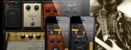 Disponible Amplitube Jimi Hendrix para iOS