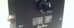Nuevo Guthrie Trapp Overdrive de Rockett Pedals