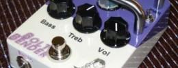 LBA anuncia el ecualizador a válvulas Bolt Bender