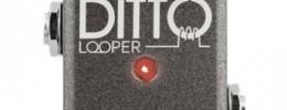 Ditto, el nuevo looper de TC Electronic