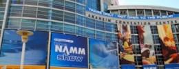 Guitarristas en el NAMM Show