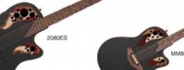 Ovation anuncia nuevas acústicas y una mandolina