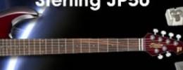 Montando una LSR Roller nut de Fender en una Sterling JP50