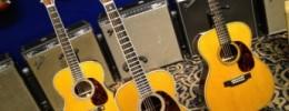 Nuevas Martin signature de Eric Clapton