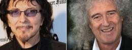 Tony Iommi y Brian May planean sacar un disco de riffs de guitarra