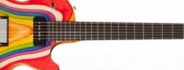 Les Paul Zoot Suit una guitarra con un acabado un tanto especial