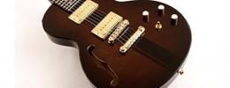 Nueva línea de semihuecas de Moniker Guitars