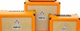 Orange amplía su línea de amplificadores Crush con tres nuevos modelos