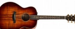 Taylor presenta la Grand Orchestra K28e de Koa
