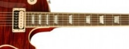 Gibson Sammy Hagar Red Rocker Les Paul: otra signature de Hagar